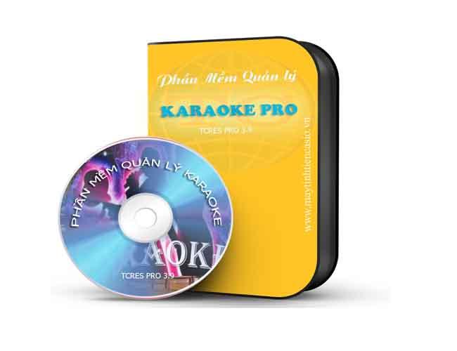 Thông tin kỹ thuật phần mềm quản lý quán karaoke Chippos